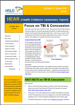 HEAR TBI & Concussion